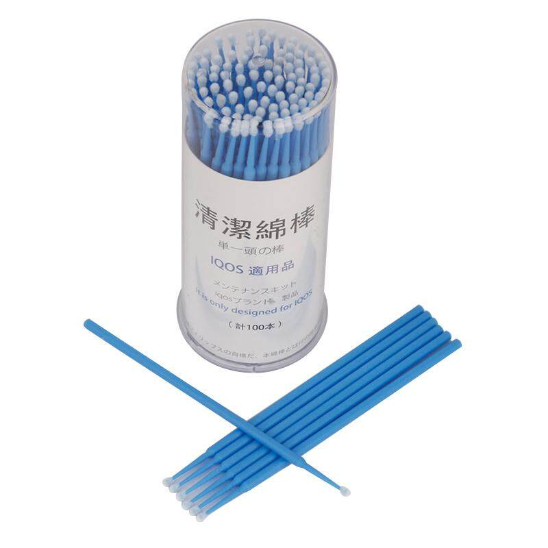 Clean Cotton Swabs for IQOS E-Cleaning Cotton Swabs Disposable Electronic Accessories