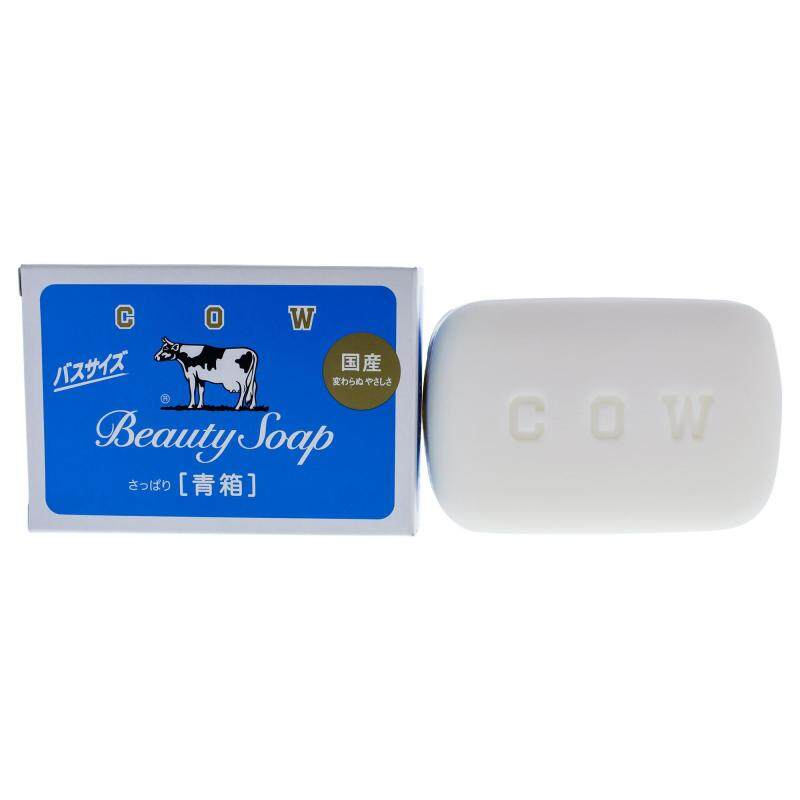 Buy Beauty Soap Blue by Cow Brand for Women - 4.76 oz Soap Singapore