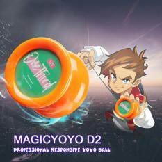 MAGICYOYO D2 Đồ Chơi Xoay Hình Con Bướm Phản Hồi Chuyên Nghiệp Cho Trẻ Em Mới Bắt Đầu