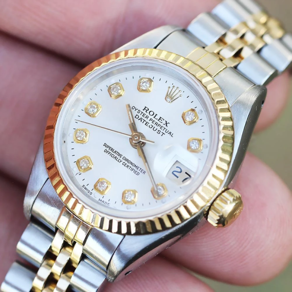 New Busines Rolex_Datejust Fully Automatic Men 36mm Ladies 32mm Watch Unique Good Looking Design New Arrival Date Display Free Genuine Gift Box Malaysia