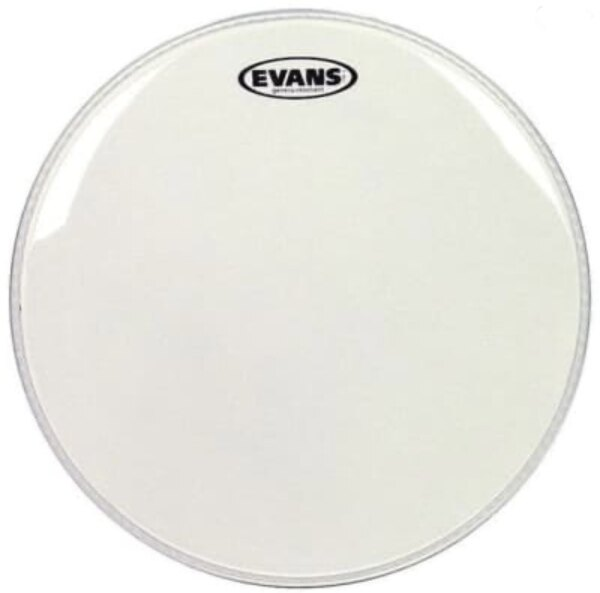 """TT11G2 Evans Genera Clear Drumhead 11"""" Made in USA Malaysia"""