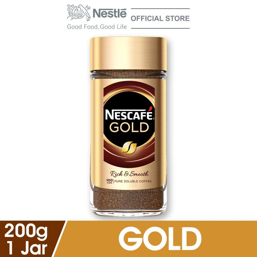 Nescafe Gold Original 200g By Lazada Retail Nescafe.