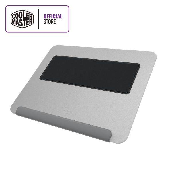 Cooler Master Notepal U150R Notebook Cooler, Elegant & Lightweight, Dual 80mm Fans, Aluminum Material, Foldable Stand, Up to 15 Notebooks Malaysia