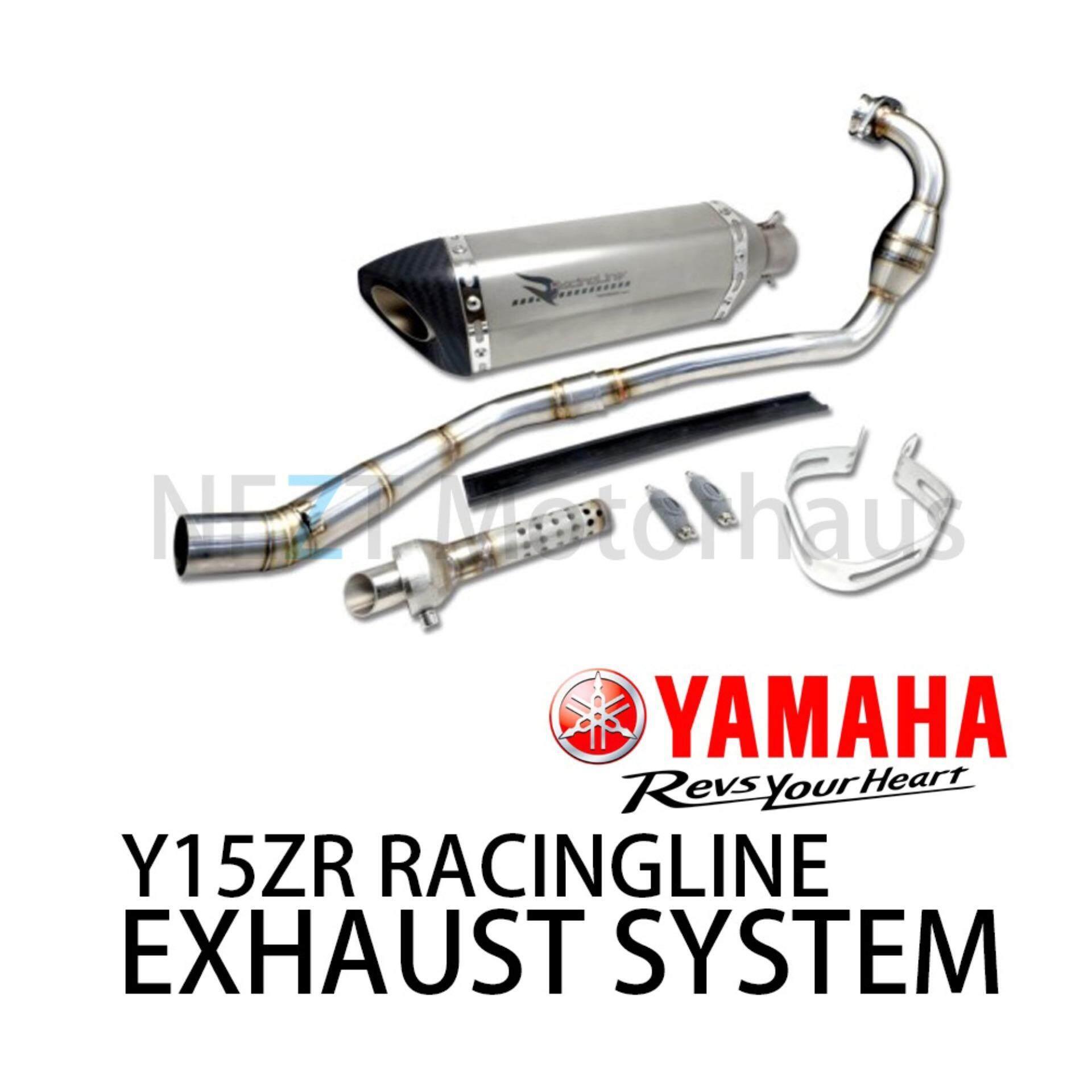 Yamaha Y15ZR RacingLine Exhaust System