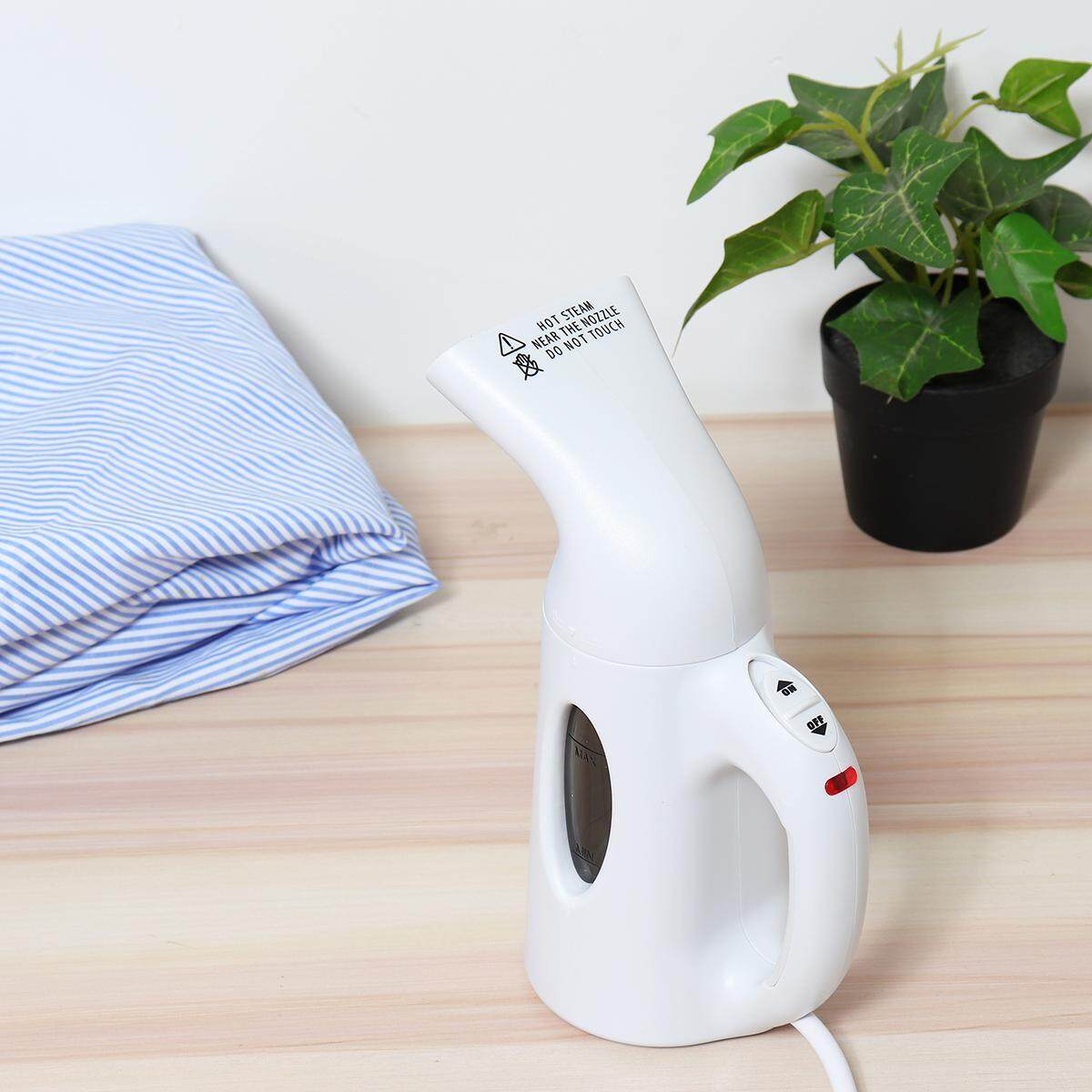 Garment Handheld Steamer Powerful Portable Travel Fabric Clothes Heat Tool 220V