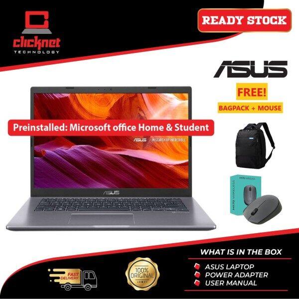 Asus A416E-AEK074TS 14 FHD Laptop Slate Grey ( I5-1135G7, 4GB, 512GB SSD, Intel, W10, HS ) Malaysia
