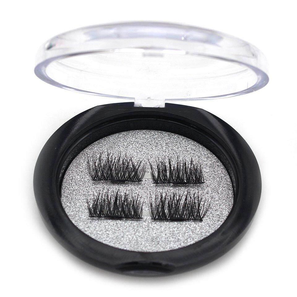 ผู้ขายที่ดีที่สุด Ultra บางง่ายเพื่อสวมใส่ขนตาปลอม 3d ขนตาปลอมใช้ซ้ำได้ Extensions By Beau-Store512.