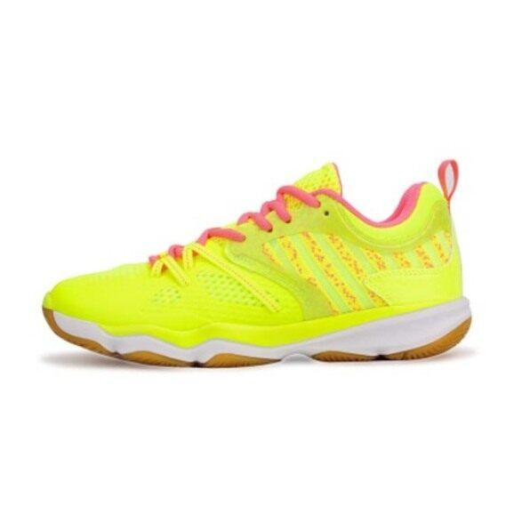 Li Ning Giày Đánh Cầu Lông Giày Nữ Thoải Mái Và Thoáng Khí Mùa Xuân Và Mùa Thu Tập Luyện Cầu Lông Giày AYTN006 Giày Thể Thao giá rẻ