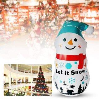 Giáng Sinh 2021 Người Tuyết Bơm Hơi Tumbler Pvc Đồ Trang Trí Hình Ông Già Noel Đạo Cụ Bao Cát Đồ Chơi Ngoài Trời Giáng Sinh Vui Vẻ Quà Tặng Trang Trí Nội Thất Búp Bê thumbnail