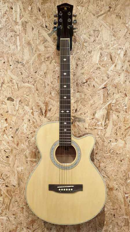 Indiana Madison 40 inch Acoustic-Electric Guitar with EQ New Yamaha Design Malaysia
