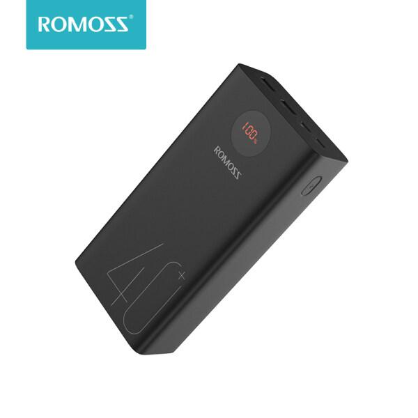 Giá Romoss Zeus 40000mAh ngân hàng điện 18 Wát PD QC 3.0 Hai chiều sạc nhanh Powerbank Type-C External Battery Charger cho iPhone Xiaomi Huawei