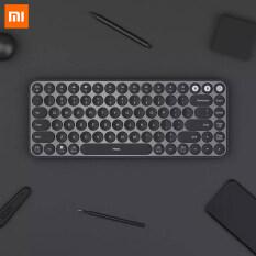 Xiaomi MIIIW Bàn phím Bluetooth có 85 phím bằng hợp kim nhôm và nhựa ABS, kích thước 320*125*24.5mm tích hợp với Windows 10/macOS 10.10/Android 6.0
