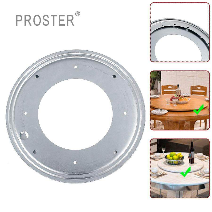 12inch/300mm Heavy Duty Rotating Turntable Lazy Susan 360 Swivel Plate Table New By Proster Official Store.