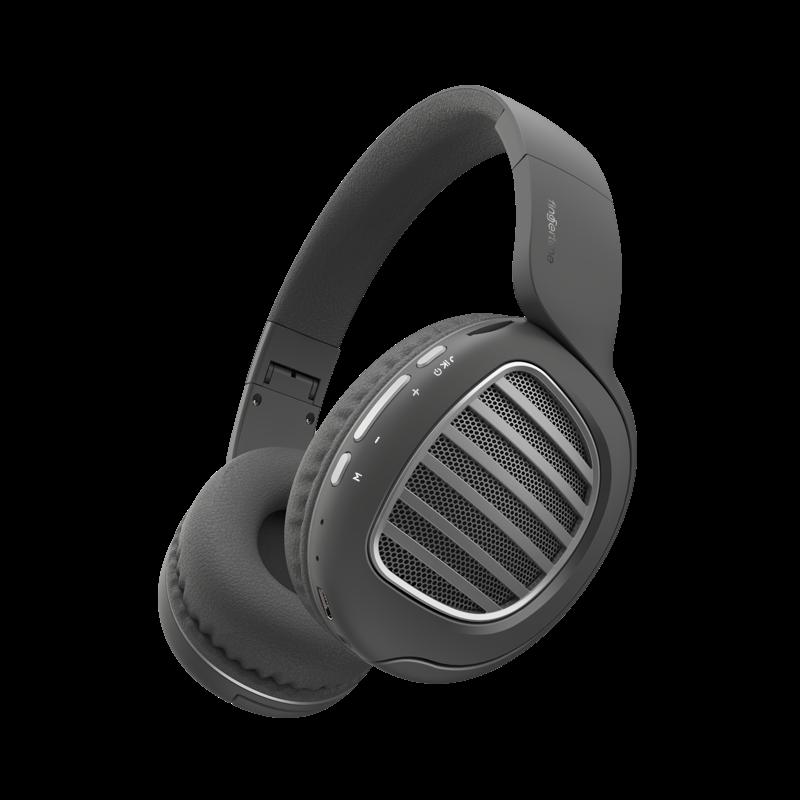 【Vanlead】Hifi Tai Nghe Không Dây, Bluetooth Tai Nghe, Tai Nghe Chơi Game Thể Thao Hỗ Trợ Âm Thanh Nổi Tf Fm Aux Có Thể Gập Lại Với Microphone Cho Âm Nhạc Pubg