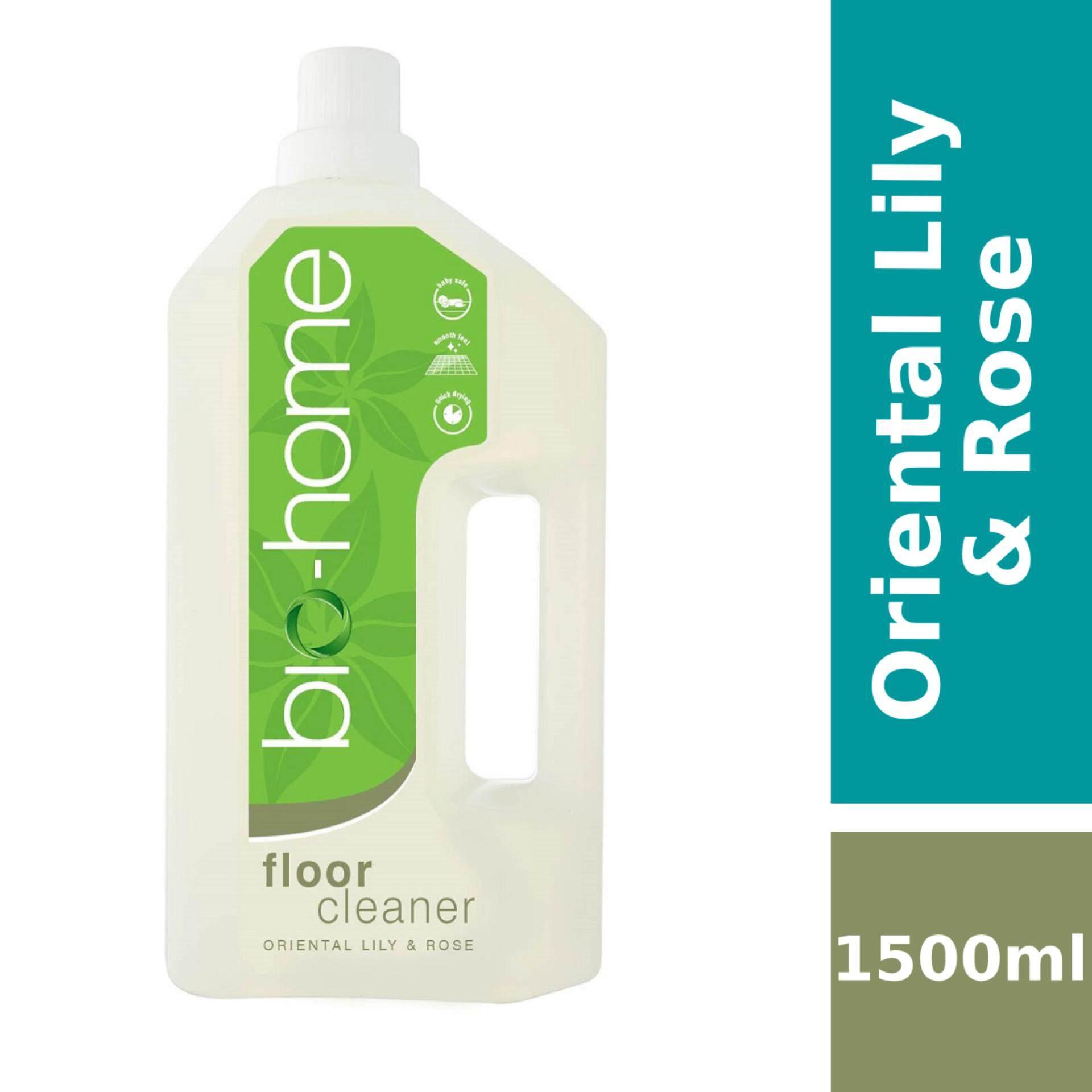 bio-home Floor Cleaner (Oriental Lily & Rose) 1500ml