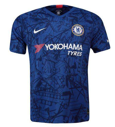 ccab3ee321e (New)Chelsea_Jersey Home Jersey 2019/2020 EPL Football Jersey for Men Women