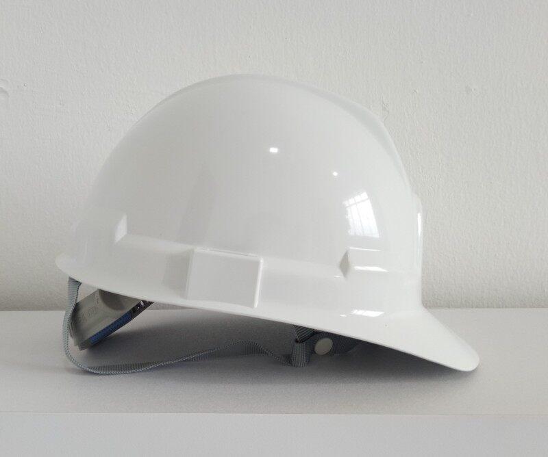 Tanizawa Safety Helmet - 185 White cap (Malaysia DOSH Compliance)