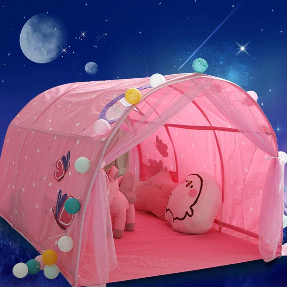 KR Trẻ Em Ngủ LềU Nhà Trò Chơi Bé Nhà Lều Bé Trai Gái Ngôi Nhà An Toàn Đường Hầm Lều - 7
