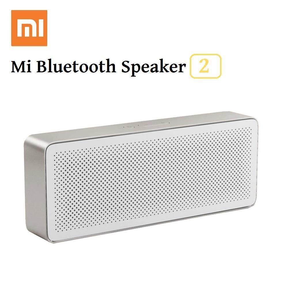 Original Xiaomi Mi Portable Speaker 2 Bluetooth 4.2 Stereo HD Sound Wireless Speaker With Mic