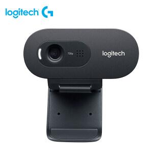 Logitech C270i IPTV Webcam, Camera Web Cuộc Gọi Video USB 5MP HD 30 Khung Hình Giây 720P Camera Mạng Máy Tính Xách Tay Giảng Dạy Cuộc Họp Từ Xa Có Mic Dành Cho Windows XP 7 8 10 Mac OS Android thumbnail
