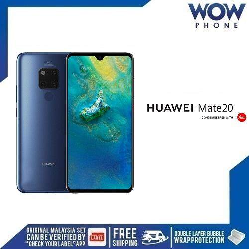 Huawei Mate 20 Price in Malaysia & Specs   TechNave
