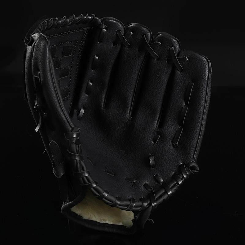 Outdoor Sports Baseball Glove Softball Practice Left Hand For Adult Man  Woman Training