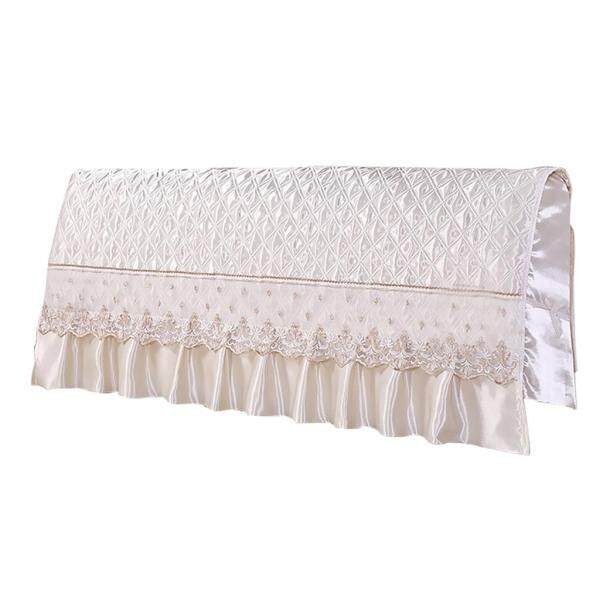 Luxury Lace Bed Headboard Removable Cover Romantic Bedroom Decorative Cover