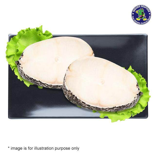 (KL & Selangor Delivery Only) Nikudo - Chilean Seabass (Silver Cod Fish) Sliced (Vacuum Packed)(±350g)