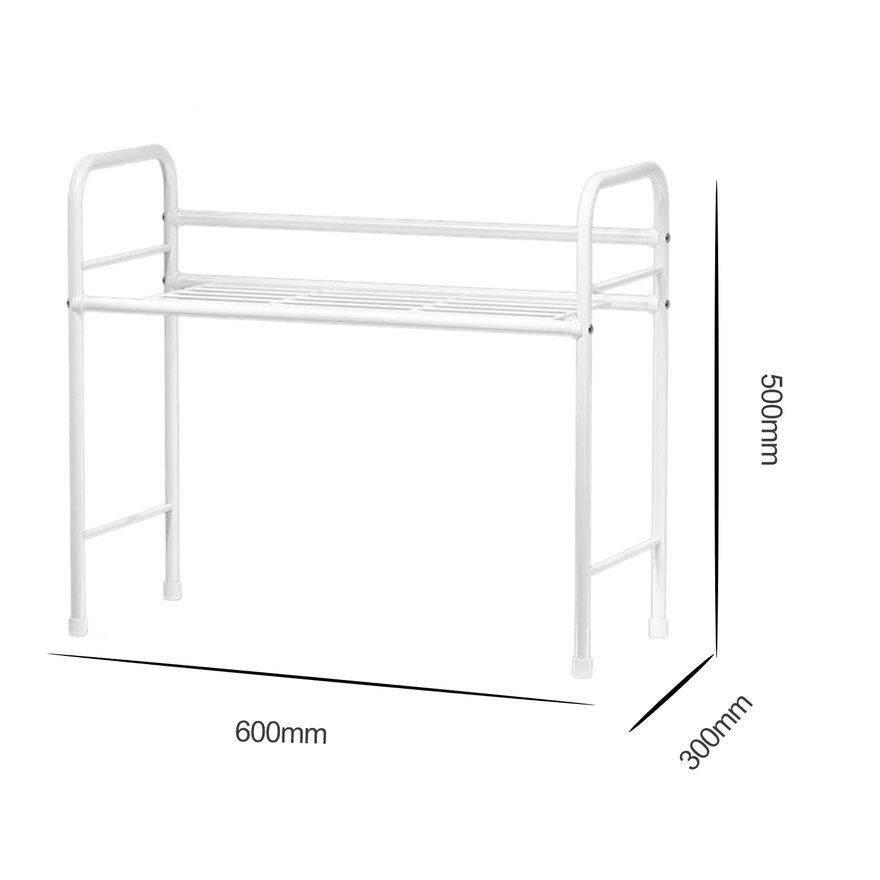 ANEXT Kitchen Shelf Shelf m*icrowave Oven Rack Floor Multi-layer Storage Shelf