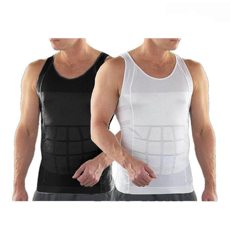 mens Skin compression shirts base layer sleeveless