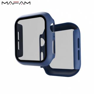 Ốp Lưng MAFAM + Kính Cường Lực Bảo Vệ Màn Hình Cho Apple Watch Series 3 2 1 38Mm 42Mm 40Mm 44Mm-Intl thumbnail