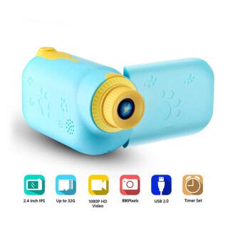 Camera Fenteer Cho Trẻ Em, Máy Quay Video Cho Trẻ Em Trẻ Mới Biết Đi, Hỗ Trợ Ngày Lễ Thẻ SD 32GB thumbnail