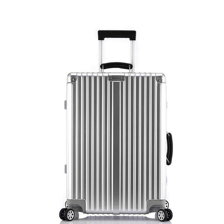 0a5d3c982 20inch Vintage Rolling Hardside Luggage Travel Suitcase with Wheels Leather  Handles Custom Laser Engraving