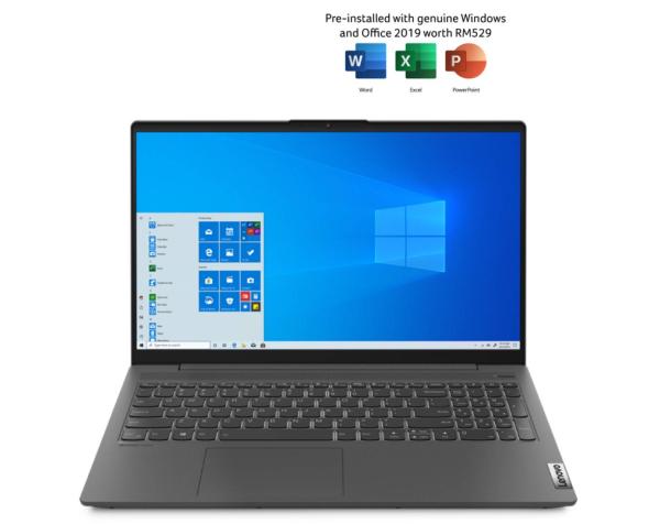 Lenovo IdeaPad 5 15IIL05 15.6 FHD Laptop / Notebook Malaysia