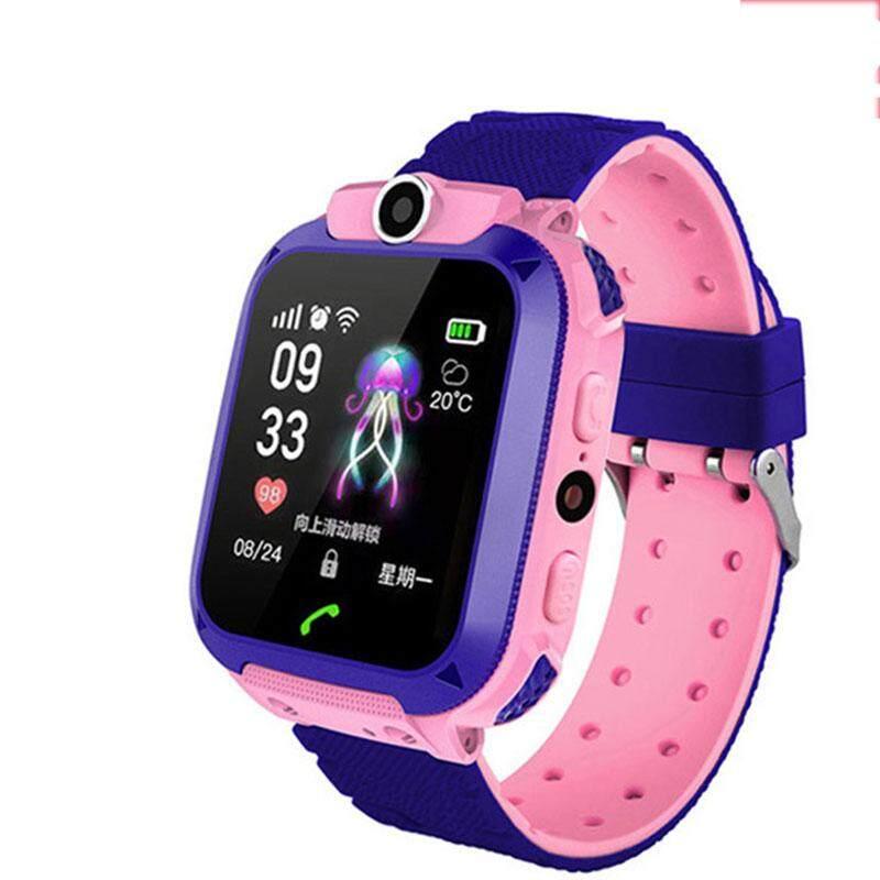 Giá bán Đồng Hồ thông minh Cho Trẻ Em ĐỊNH VỊ GPS Chống Nước Các Smartwatch Với SOS Đồng Hồ Báo Thức
