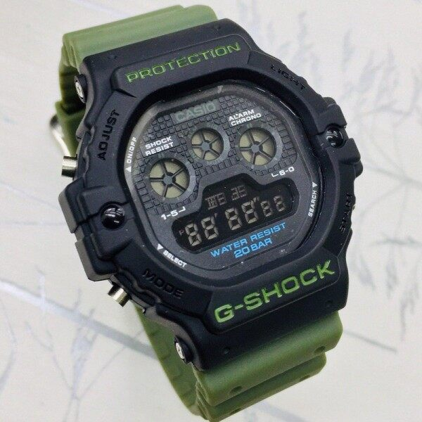 SPECIAL PROMOTION CASIO_G_SHOCK FLORA ULTRA DW-6900 FOR UNISEX Malaysia