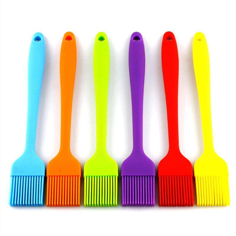 Silicone BBQ Cake Pastry Brush Tools Eco-friendly Kitchen Barbecue Bread Oil Cream Pizza Cooking Bakeware Cookware