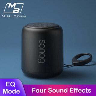 Loa Bluetooth Không Dây Mini Born Loa Mini Cầm Tay Loa Âm Thanh Nổi Bass Loa Gọi Rảnh Tay Loa Ngoài Trời Không Dây Đài FM Loa Chống Nước IPX5 Có Dây Buộc, Hiệu Ứng Âm Thanh EQ Hỗ Trợ Thẻ TF thumbnail