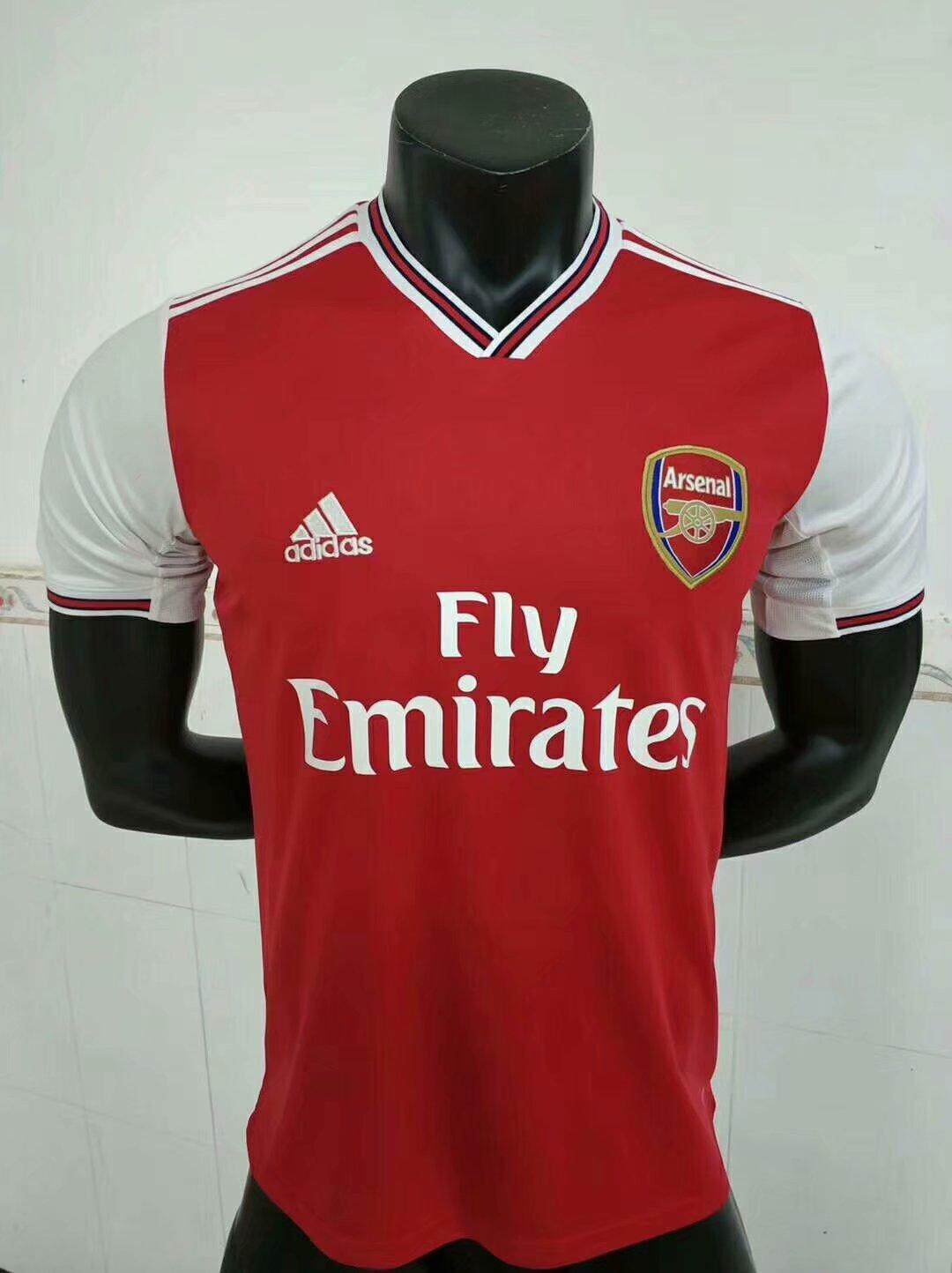 innovative design 09036 76111 2019-2020 Arsenal Home Jersey Red (S-4XL)