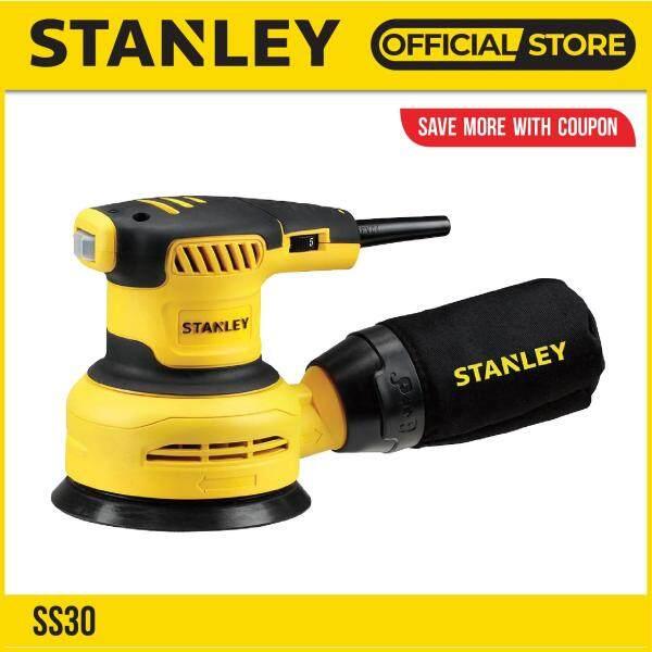 STANLEY SS30 RANDOM ORBITAL SANDER 5  300W