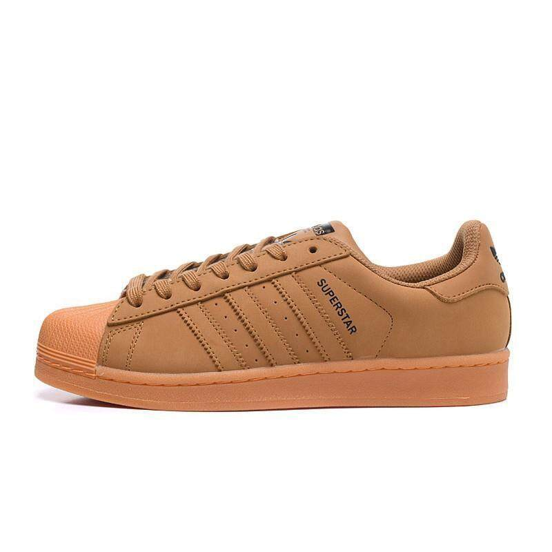finest selection 745ac e41fd Adidas Shoes Men Superstar Original Yellow price in Singapore