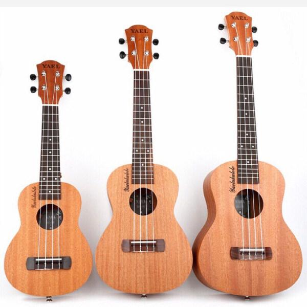 Đàn Ukulele Nhỏ 21/23/26 Inch Đàn Guitar Hawaii 4 Dây Nhạc Cụ