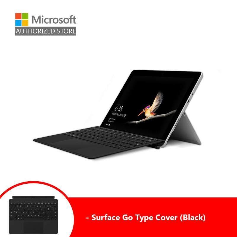 Microsoft Surface Go (Intel 4415Y/4GB/64GB/10 /Windows 10) + Type Cover (Black) Malaysia