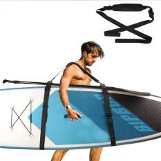 Ván lướt sóng có thể điều chỉnh Vai Mang Sling đứng lên mái chèo ban dây đeo sup Board mang vành đai lướt sóng vây lướt sóng lướt sóng Kayak Unisex