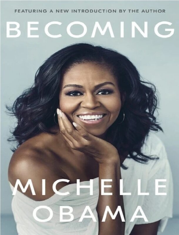 Becoming (US): 9781524763145: By Obama, Michelle Malaysia