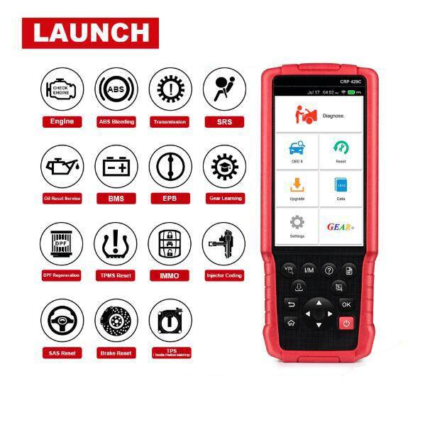 LAUNCH Diagnostic & Test Tools price in Malaysia - Best LAUNCH