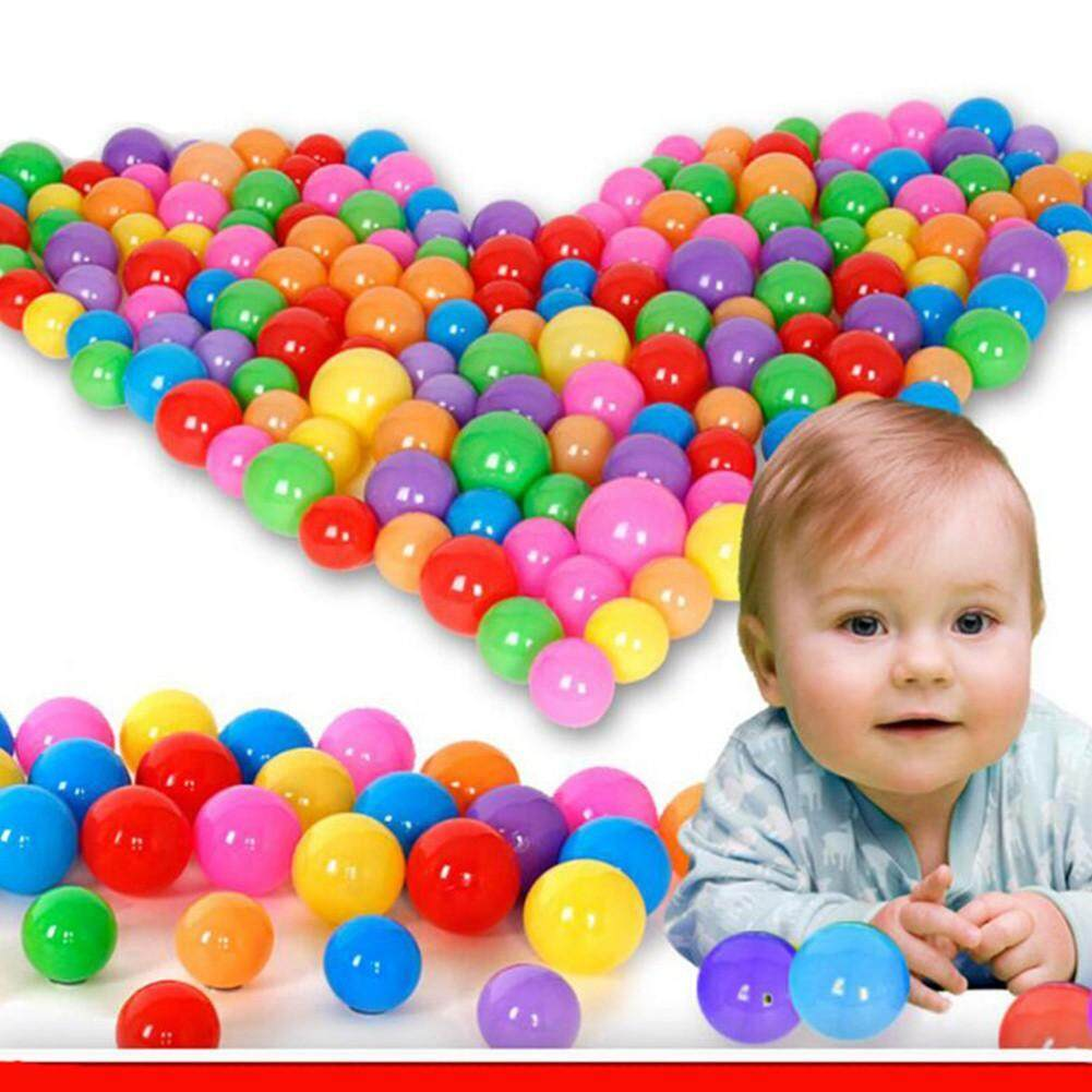 100pcs Premium Quality Ce Colorful Balls For Play Tent By Sunsuria Trading.