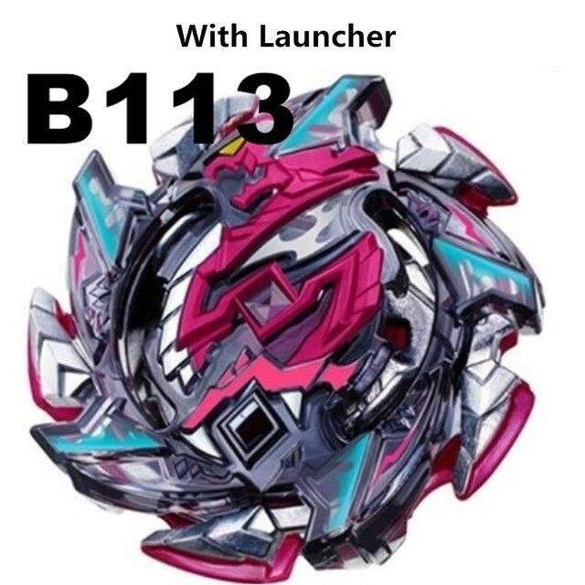 Beyblade Burst Starter B-86 Legend Spriggan 7 Mr with Launcher Stater Set