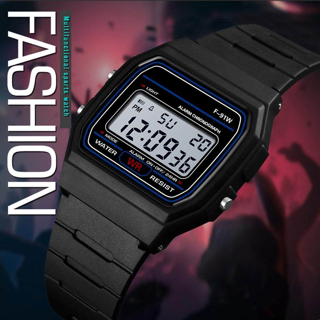 Luxury Men Analog Digital Military Armys Sport LED Waterproof Wrist Watch Malaysia