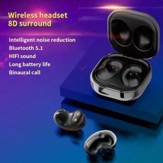 Tai Nghe Bluetooth SUMLIFE S6 TWS, Tai Nghe Thể Thao Ngoài Trời Có Nút Bấm Nhỏ Thoải Mái Không Dây Tai Nghe Kép Âm Thanh Nổi 3D Màn Hình LED Tai Nghe Nhạc Bass HIFI Không Dây Có Mic thumbnail